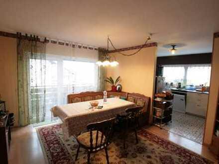 Schön geschnittene 4-Zimmer Wohnung in ruhiger Lage