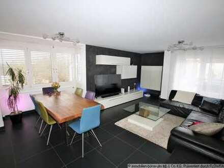 möblierte Maisonetten-Wohnung mit besonderem Stil