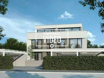 New build duplex-house with many features