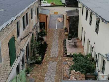 Schönes, Reihenendhaus mit vier Zimmern in Werder am Fuß des Weinberges