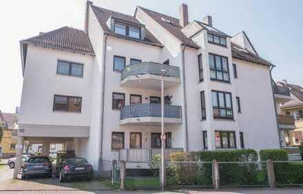 2-Zi.-Whg. mit Balkon + Stellplatz in Coburg - Zentrum zu vermieten!