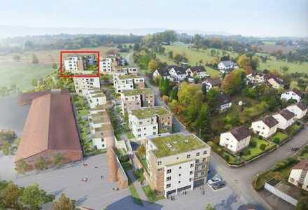 Familien aufgepasst: große 3 Zimmer Wohnung mit Ausblick und Garten!
