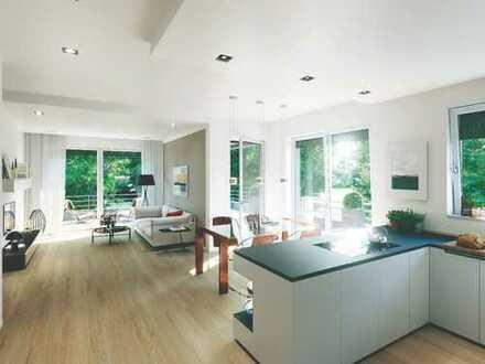 Exklusive 3-Zimmer-Gartenwohnung mit herrlicher Terrasse in idyllischer Umgebung mit gutem Anschluss