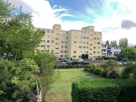 Schicke 4- Zimmer-Wohnung mit Balkon und Aufzug in gepflegter Wohnanlage