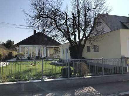 FEH Freistehendes Einfamilienhaus 154m² +6Zi+2*Kü+2*B +(Winter)Garten +Garage +ruhig +gute Anbindung