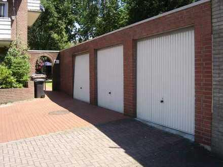 Garage in Raesfeld-Erle ab 01.10.2017 zu vermieten
