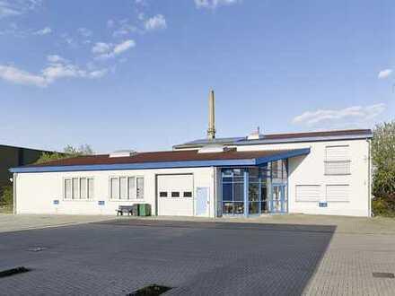 Büro- und Produktionsfläche im Gewerbe- und Handwerkerhof