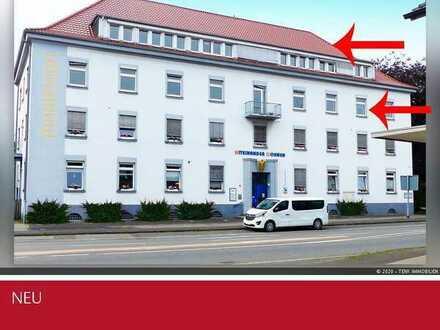 Borken Zentrum - insgesamt 3 gepflegte Wohn-/Gewerbe-Etagen zu vermieten