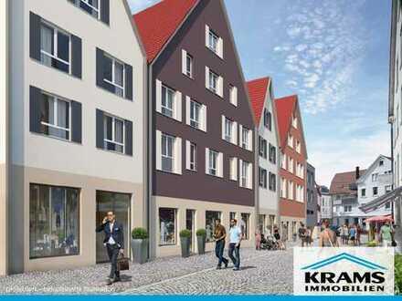 3-Zimmer-Maisonettewohnung mit offener Galerie und Dachterrasse im Katharinenhof!