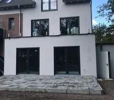 Traumhaus für die große Familie mit idyllischem Garten im exklusiven Wohngebiet von Fechenheim