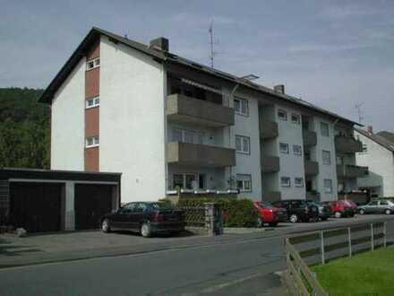 1-Zimmer-Wohnung mit Balkon in Gelnhausen verkehrsgünstig gelegen