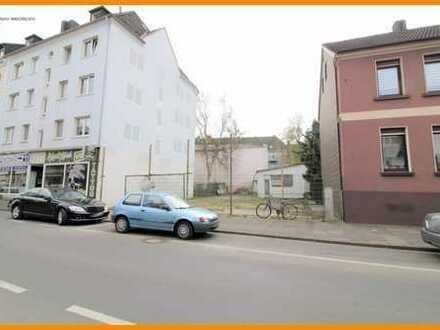 **Baugrundstück mit Altbestand für Bebauung mit Mehrfamilienhaus in Dortmund, Marten!**