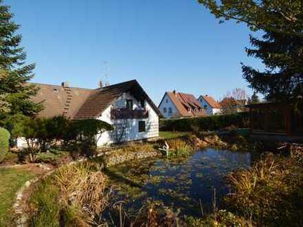 Zweifamilienwohnhaus in Coburg mit Veste-Blick und Doppelgarage auf 1.049 m² Grund in begehrter Lage