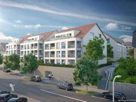 Traumhafte 3-Zimmer Wohnung im Herzen von Vaihingen/Enz
