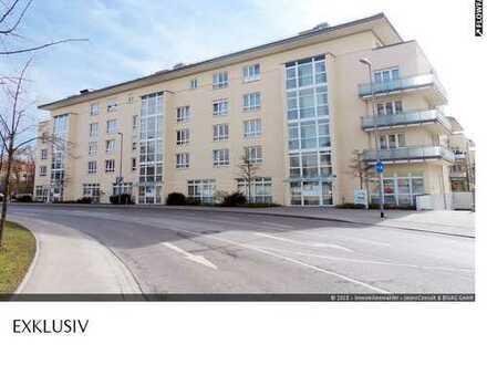 Attraktive 2,5-Zimmer-Wohnung mit Südbalkon im Elisa Wohnpark Ingolstadt