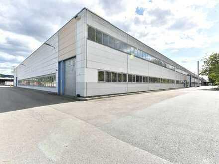 Lager- und Produktionsflächen in Weinheim: Exklusiver Alleinvermietungsauftrag
