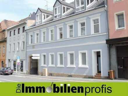 Großes Appartement mit Einbauküche im Stadtzentrum von Hof – Unteres Tor