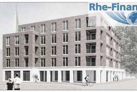 Neue zentral gelegene Verkaufsflächen - Mitgestaltung noch möglich!!!