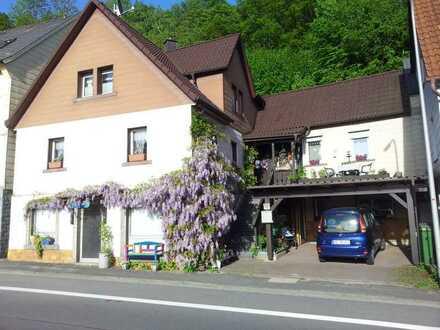 Frisch renovierte 4-Zimmer-Wohnung mit wunderschönem Talblick im Luftkurort Lindenfels