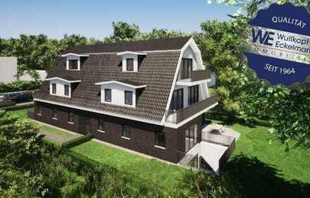 Neubau in Poppenbüttel! Moderne Maisonette-Wohnung