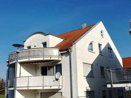 Geheimtipp! Neu ausgekleidete Dachgeschosswohnung