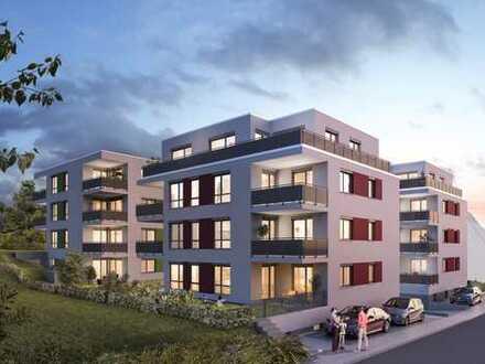 Schön geschnittene 2-Zimmer Wohnung mit Balkon