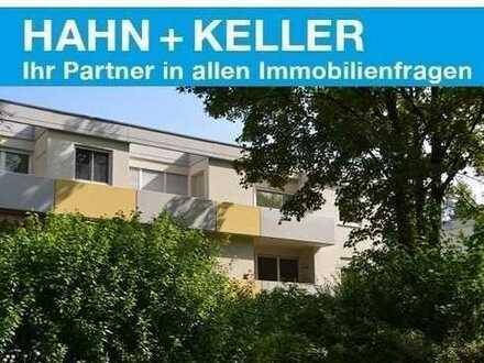 Ansprechendes 1 Zimmer-Appartement mit Sonnenbalkon in Stadtnähe! -BEZUGSFREI-