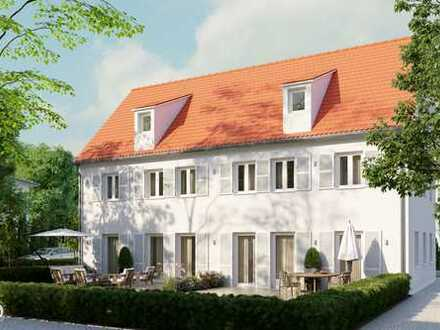 ++RESERVIERT+++Doppeltes Lottchen - rund 131 m² mit schönem Garten und Terrasse - im Herzen von Lei