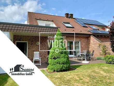 Garten, Garage, ruhige Lage - sehr gepflegte Doppelhaushälfte als Anlageobjekt!