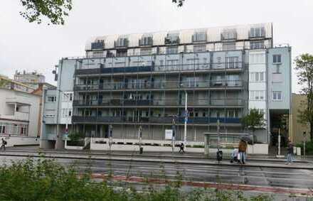 Kapitalanlage: Solvent vermietete 2 Zimmer Wohnung zentral in Darmstadt