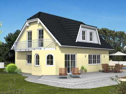 Neubau Villa Massiv. Planung nach Wunsch.