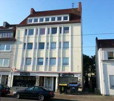 Gemütliche Single-Wohnung in beliebter Lage nahe Viertel und Osterdeich