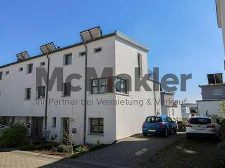 Modernes Familienzuhause: REH mit Garten und Dachterrasse auf Erbpachtgrundstück