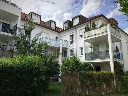 Vermietete 3 Zimmer-Wohnung mit Balkon & Tiefgarage - Zur Selbstnutzung oder als Kapitalanlage