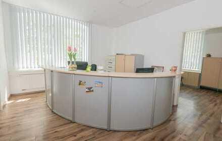 Moderne und Repräsentative Büro/Praxisfläche in TOP-Lage von Coburg!