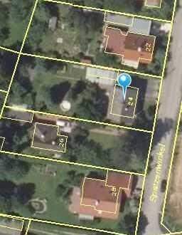Vorbescheid für 2 Doppelhäuser! Grundstück mit Altbestand in Lochhausen, sofort bebaubar
