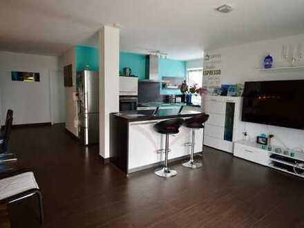 Ihre neue, schöne & sehr helle 4 Zi Erdgeschoss Wohnung mit Garten in Lampertheim/Rosenstock III