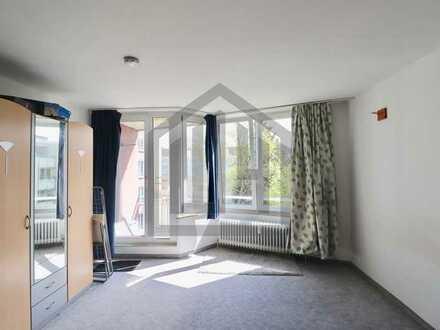 Einziehen und Wohlfühlen: Mobliertes 1-Zimmer-Apartment in bester Innenstadtlage von Karlsruhe