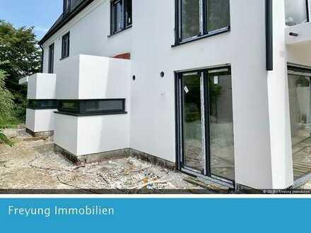 Neubau - demnächst bezugsfertig! Doppelhaushälfte in hervorrangender Wohnlage