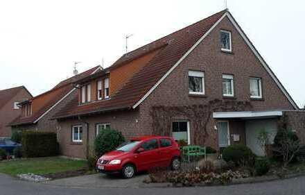Doppelhaushälfte in Greven Reckenfeld mit Wohnberechtigungsschein Familie mit 3 Kinder