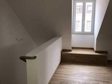 Großzügig geschnittene Maisonette-Wohnung im Quartier an den Stadtmauern