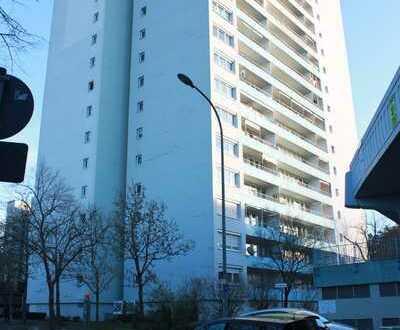 Vollständig renovierte 2-Zimmer-Wohnung mit Balkon in Freiburg