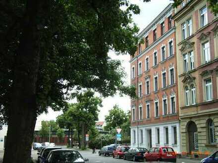 Wohnen in Connewitz am Wiedebachpark