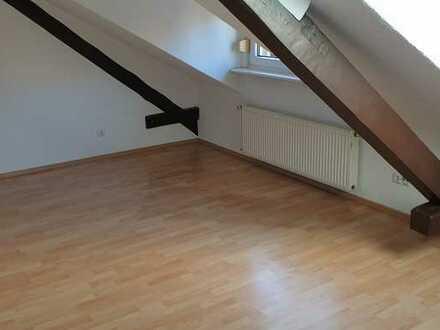 Dachgeschosswohnung in Bammental