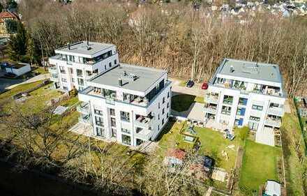 Penthousewohnung im Wohnpark Rabenstein