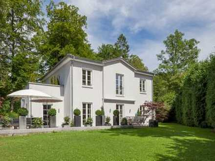 Ambach am Starnberger See - Villa in wunderschöner Lage