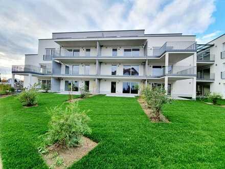 WE17 | Neubau! Helle 2-Zimmer-Wohnung mit schönem Balkon!