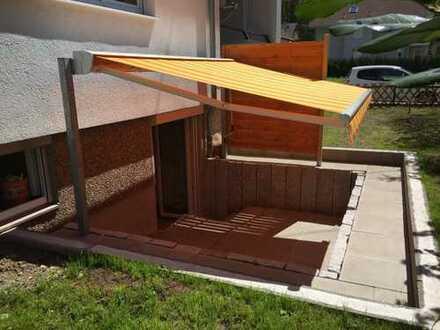 Erstbezug nach Sanierung mit EBK und Balkon: günstige 3-Zimmer-Wohnung in Bad-Wildbad