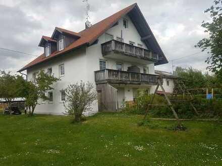 Schöne fünf Zimmer Wohnung EG in Türkheim-Irsingen (Kreis Unterallgäu)