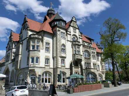 Wohnen im historischen Denkmalsobjekt dem Burghof